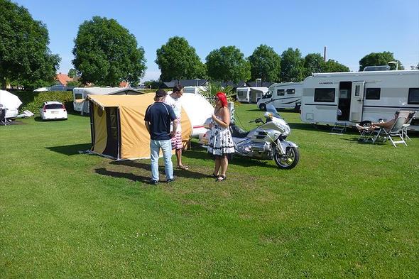Find campingpladser i København på nettet