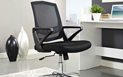 Stort udvalg af kontorstole på tilbud online